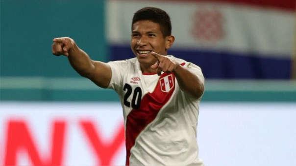 Edison Flores jugó tres partidos en el Mundial Rusia 2018.