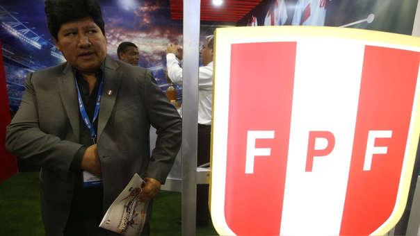Edwin Oviedo descartó renunciar a la presidencia de la Federación Peruana de Fútbol a menos que se le sentencie en instancia final de algún delito grave o se encuentre que haya cometido irregularidades al mando del ente rector del fútbol peruano.