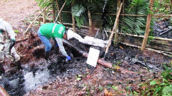 Más del 60% de los derrames fueron causados por atentados al ducto.