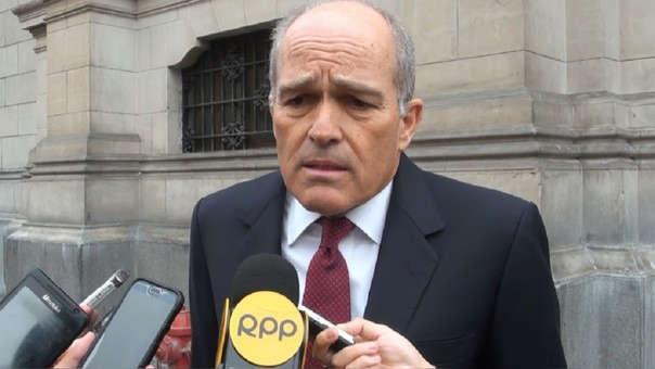 El empresario saludó el anuncio del referendo que hizo el presidente Vizcarra en el Mensaje a la Nación.