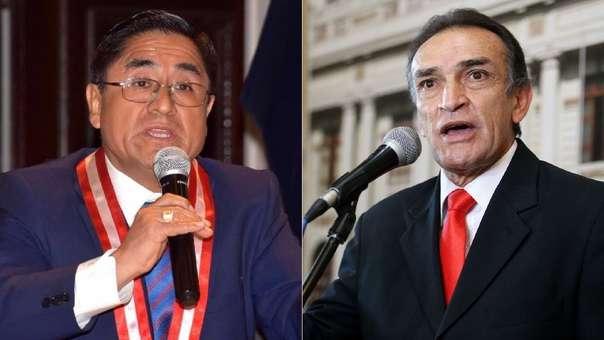 El juez César Hinostroza menciona a Héctor Becerril y pide su número telefónico en nuevo audio.