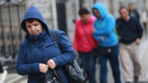 Senamhi informó que el mes de agosto se caracteriza por ser el más frío de toda la temporada.