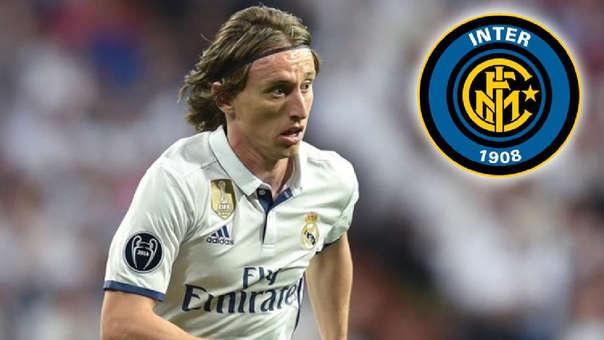Luka Modric milita en el Real Madrid desde la temporada 2012-13.