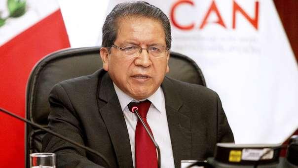 Ex fiscal de la Nación se pronunció sobre la situación que atraviesa el Ministerio Público.