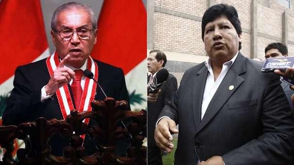 Pedro Chávarry y Edwin Oviedo protagonizan audios con el suspendido juez César Hinostroza.