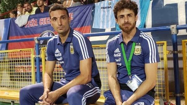Pablo Aimar y Lionel Scaloni han sido escogidos para dirigir a la Selección de Argentina en los próximos amistosos.