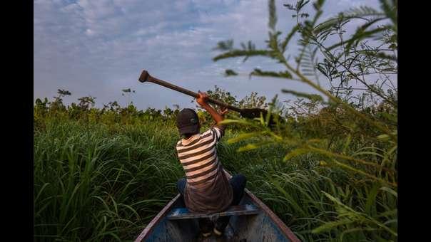 Perú: mapa permite conocer los humedales de la región amazónica de Loreto