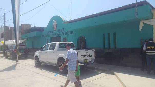 Comisaría de Motupe
