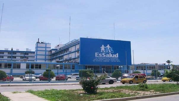 Hospital Almanzor Aguinaga