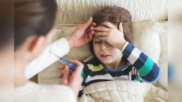 Enfermedades y cuidados de los niños en invierno