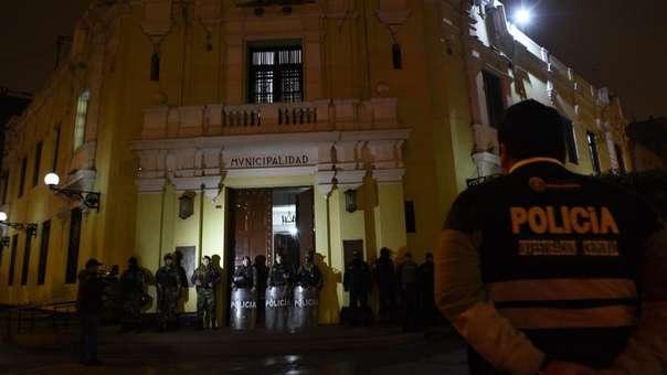 Los Intocables Ediles son acusados de corrupción de funcionarios, colusión y cobros indebidos.
