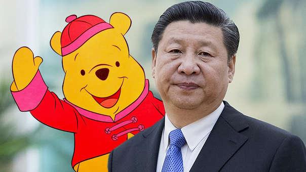 Las comparaciones en las redes sociales con el personaje infantil no agradaron al presidente Xi Jinping.