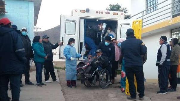 Diez muertos y más de 40 personas resultaron intoxicadas tras ingerir alimentos presuntamente contaminadas durante un funeral en el distrito de San José de Ushua.