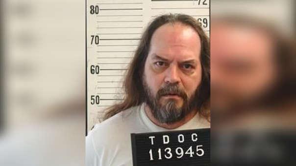 Billy Ray Irick lleva más de 30 años en el 'corredor de la muerte'.