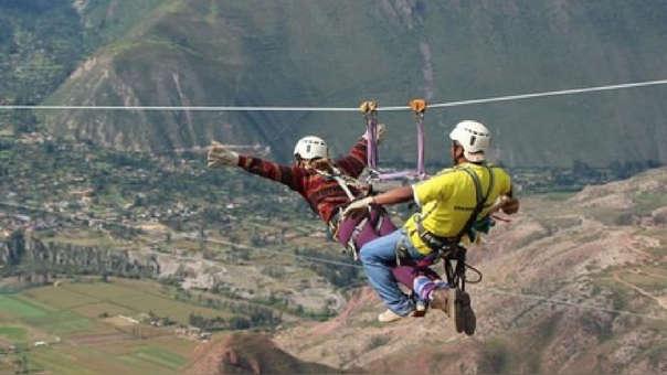Deporte de aventura Cusco