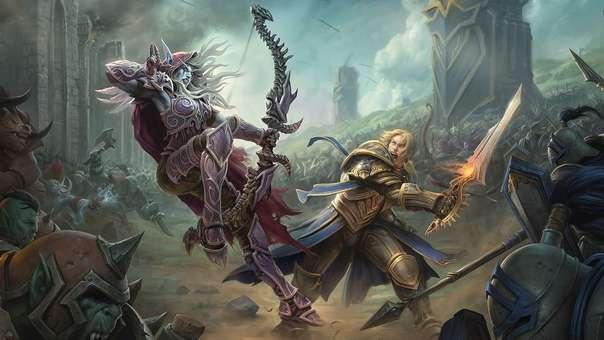 Asedio de Lordaeron