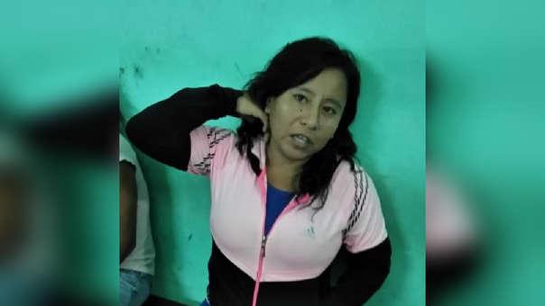 Verónica Morales Camacho permanece detenida