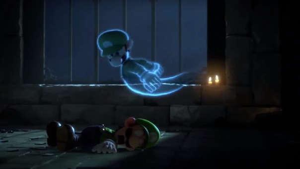 Muerte de Luigi