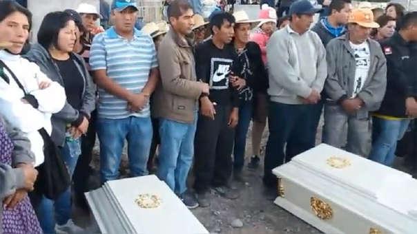 Fallecidos por intoxicación