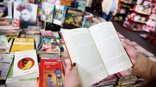 La ley busca mayor acceso al libro para más peruanos, así como el fortalecimiento de la industria editorial en nuestro país.