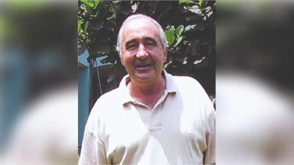 Carlos Riudavets fue encontrado muerto esta mañana con signos de violencia.