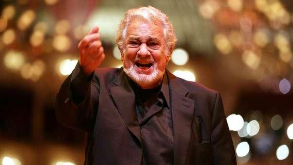 Plácido Domingo es uno de los tenores más reconocidos a nivel mundial.