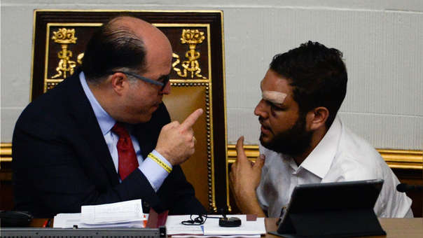 FILES-VENEZUELA-POLITICS-BORGES-REQUESENS