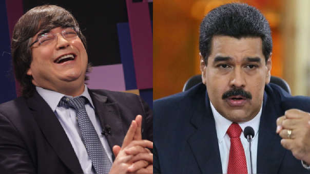 Jaime Bayly Dice Que Maduro Tiene Una Relacion Promiscua Con Las Palabras Rpp Noticias Así fue su regreso a la televisión peruana en willax | video. jaime bayly dice que maduro tiene una