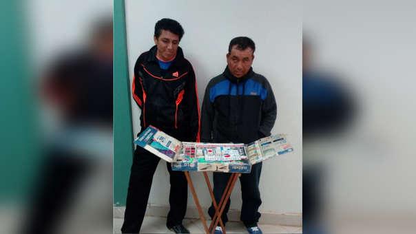 Presuntos timadores quedaron detenidos en la comisaría César Llatas