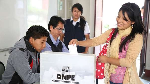 Elecciones Municipales y Regionales 2018 se realizarán el 7 de octubre de 2018.