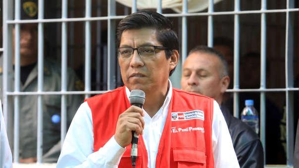Ministro de Justicia