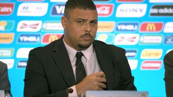 Ronaldo se retiró en 2011 en Corinthians.