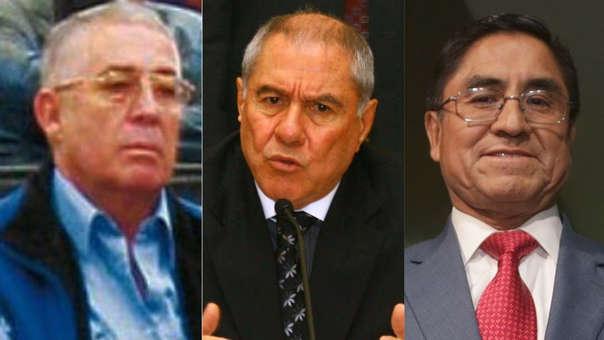 La Sala de la Corte Suprema que falló a favor de que los hermanos Winter no pagarán la reparación civil se encontraba Javier Villa Stein y César Hinostroza.