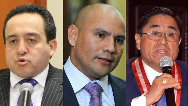 Las autoridades investigan la relación entre Ramírez y Castillo con Hinostroza y Ríos.