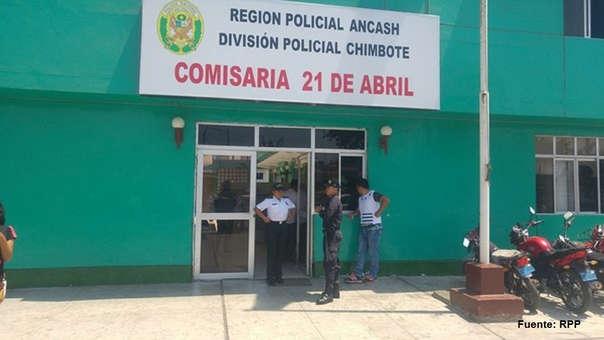 Comisaría de Chimbote