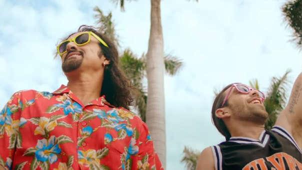 Carlos Alcántara y Andrés Salas protagonizan la tercera entrega de la trilogía