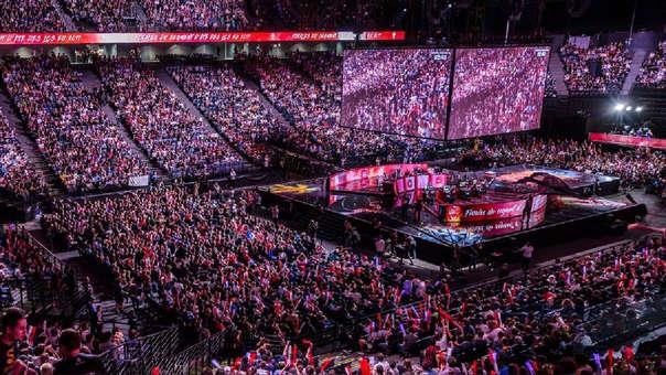 League of legends, el esports mas visto de julio en twitch