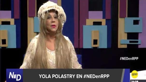 Yola Polastry le cantó