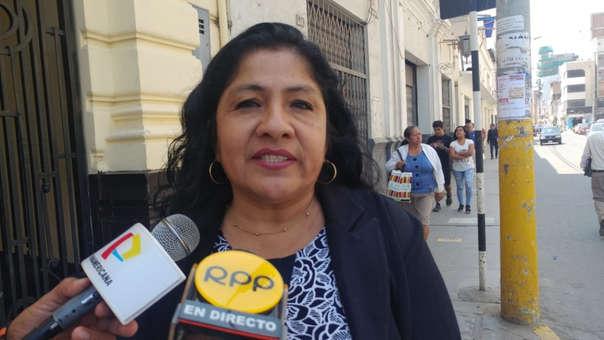 Regidora Liliana Barrantes