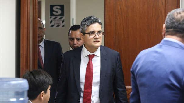 José Domingo Pérez es fiscal anticorrupción y se encuentra investigando el caso Lava Jato.