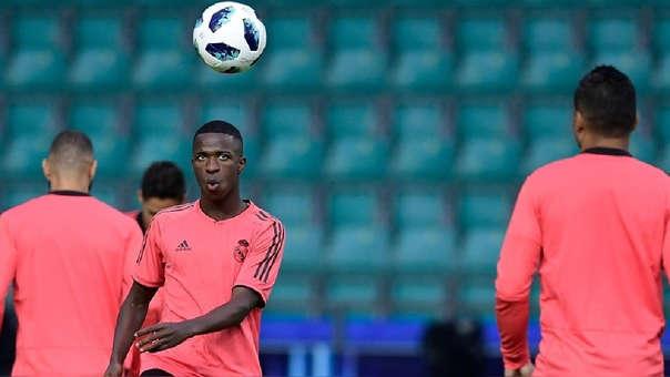 Vinicius Jr fue comprado por el Real Madrid en el 2017 pero recién se integró un año después porque tenía que ser mayor de edad.
