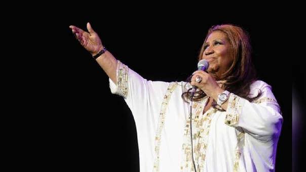 Aretha Franklin falleció a los 76 años.