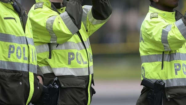 La Policía de Bolivia investiga el crimen (referencial).