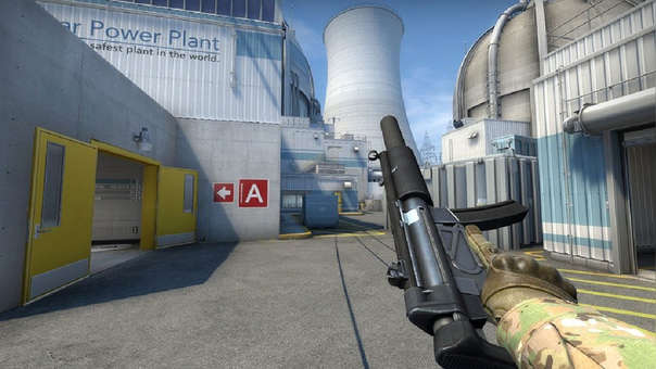 MP5 - Counter Strike: Global Offensive