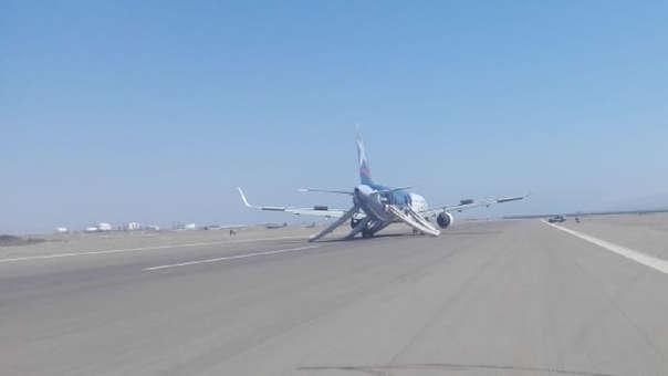 Avión Latam