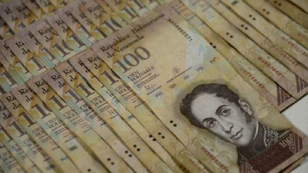 El bolívar es el billete más devaluado del mundo.