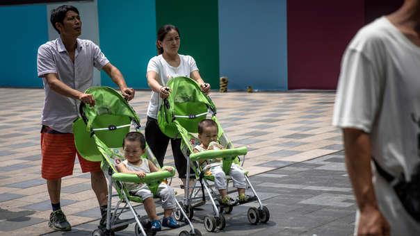 CHINA POPULATION CHILD POLICY