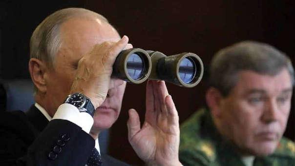 RUSIA PUTIN ZAPAD 2017