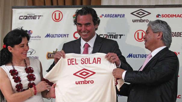'Chemo' Del Solar