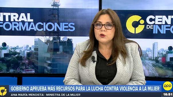Ana María Alejandra Mendieta